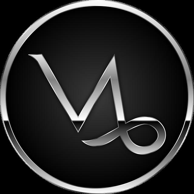 Astrologisches Zeichen für Steinbock