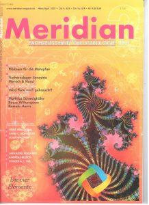 Artikel Meridian Ausgabe März/April 2021 -Eine verwelkte Orichide - Astrologische Beratung
